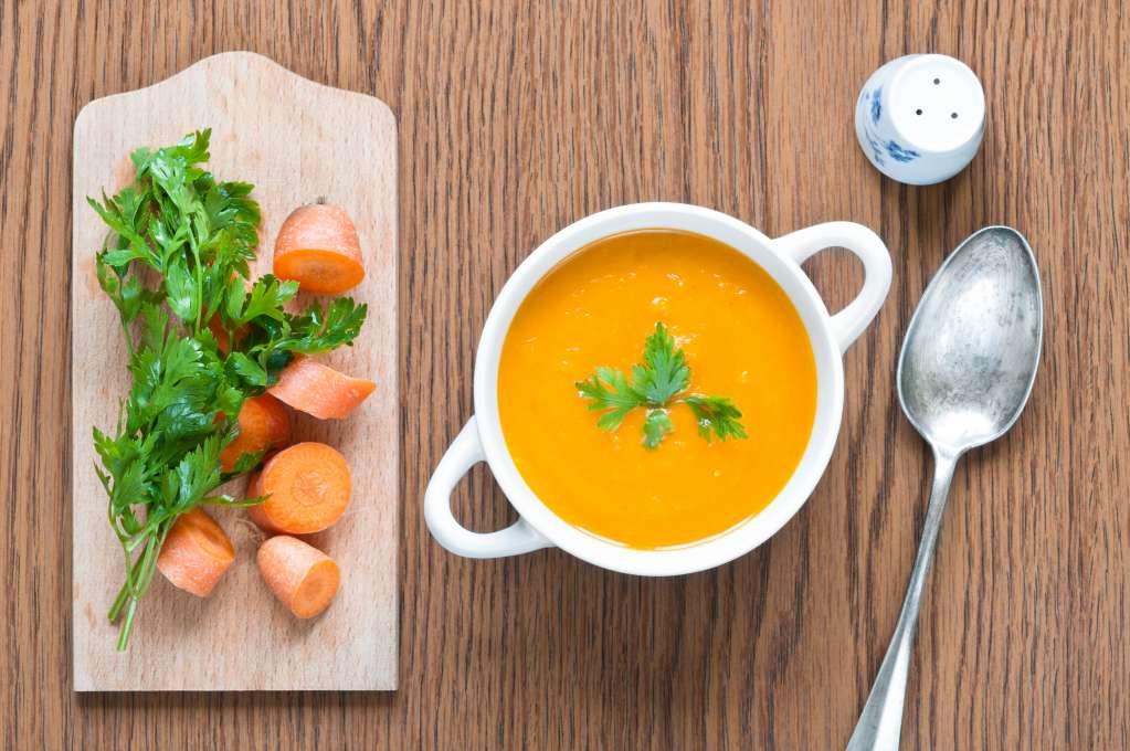 Súp cà rốt mật ong - HUGGIES® Việt Nam