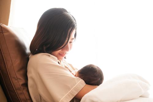 Tăng cân ở trẻ sơ sinh