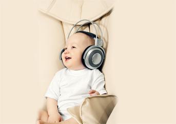 chọn nhạc cho trẻ sơ sinh