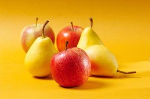Kết quả hình ảnh cho Ăn táo, lê