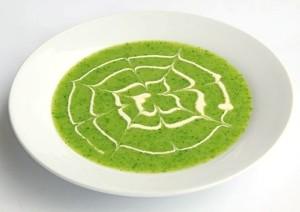 Món ăn dặm cho bé: Súp bông cải xanh