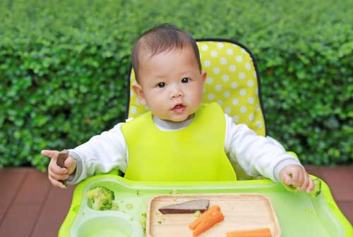 Mỗi phương pháp ăn dặm sẽ có độ tuổi bắt đầu riêng