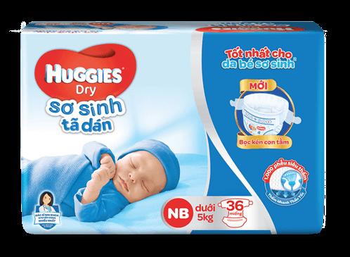 danh sách đồ sơ sinh mùa đông cho bé - huggies® việt nam